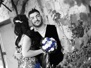 Le nozze di Loredana e Manuel