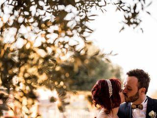 Le nozze di Alessandra e Dimitri
