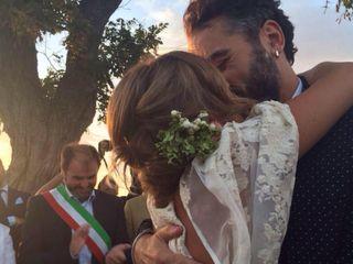 Le nozze di Marzia e Domenico
