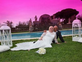 Le nozze di Sabrina e Giuseppe
