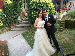 Le nozze di Veronica e Marcello 1