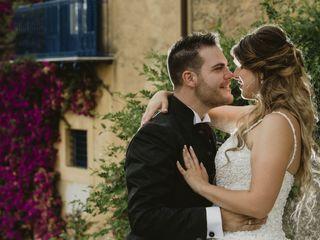 Le nozze di Tony e Francesca