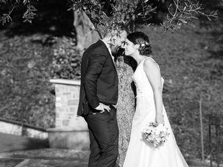Le nozze di Marika e Tullio