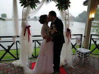 Le nozze di Rosemarie  e Emanuele