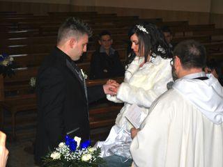 Le nozze di Marco e Elisabetta 1