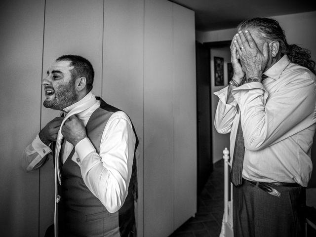 Il matrimonio di Cristiano e Cinzia a Urbisaglia, Macerata 4