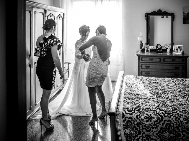 Il matrimonio di Cristiano e Cinzia a Urbisaglia, Macerata 9