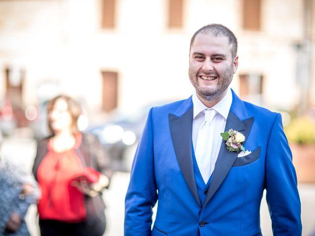 Il matrimonio di Cristiano e Cinzia a Urbisaglia, Macerata 14