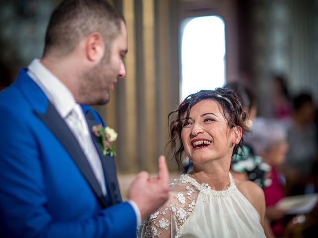 Il matrimonio di Cristiano e Cinzia a Urbisaglia, Macerata 17