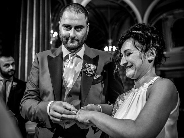 Il matrimonio di Cristiano e Cinzia a Urbisaglia, Macerata 18