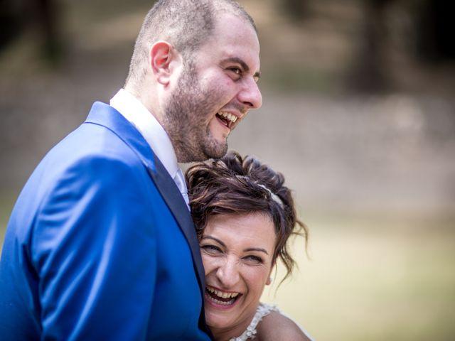 Il matrimonio di Cristiano e Cinzia a Urbisaglia, Macerata 1