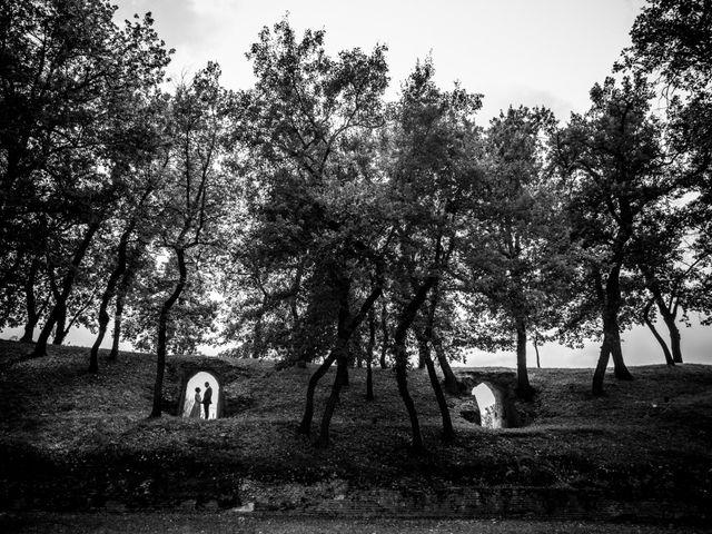 Il matrimonio di Cristiano e Cinzia a Urbisaglia, Macerata 21