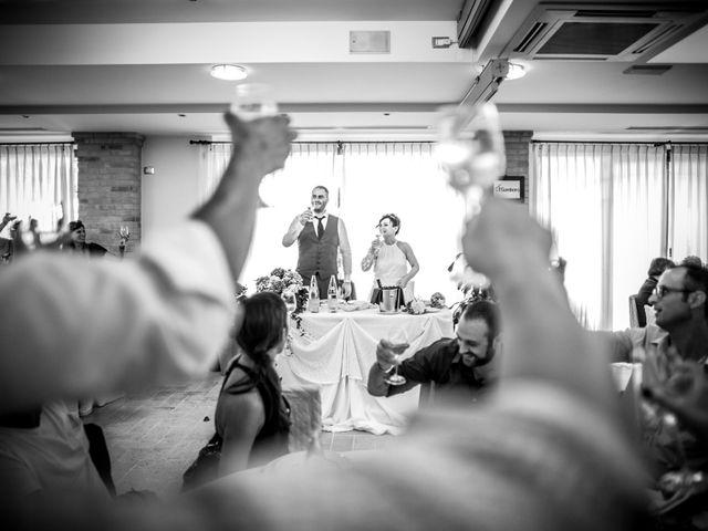Il matrimonio di Cristiano e Cinzia a Urbisaglia, Macerata 22