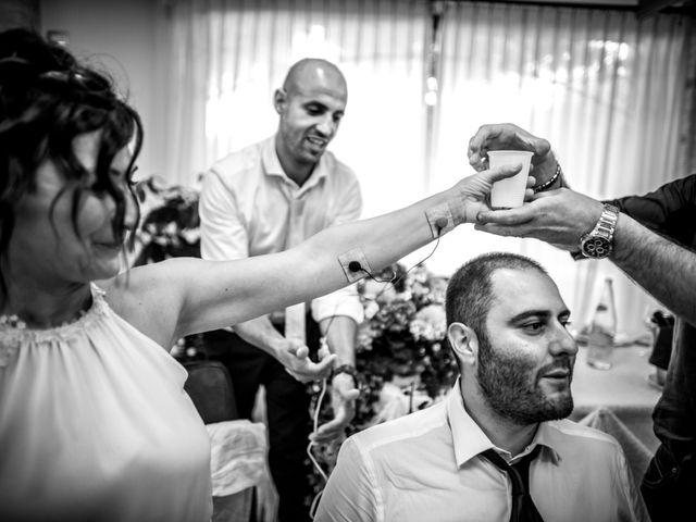 Il matrimonio di Cristiano e Cinzia a Urbisaglia, Macerata 25