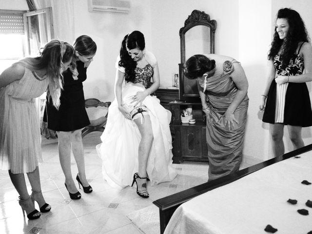 Il matrimonio di Manuel e Loredana a Baratili San Pietro, Oristano 28