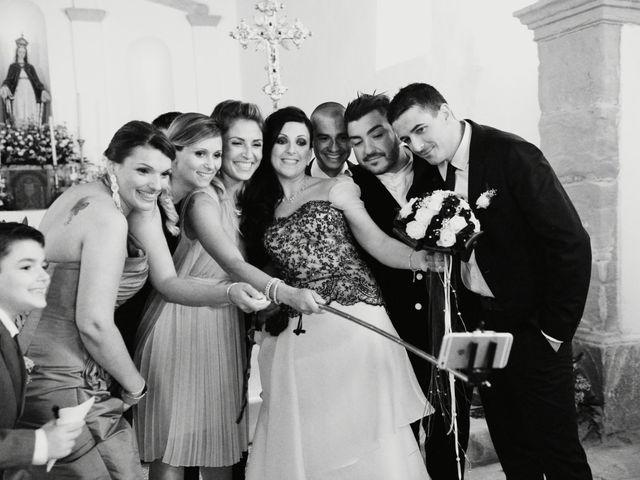 Il matrimonio di Manuel e Loredana a Baratili San Pietro, Oristano 44