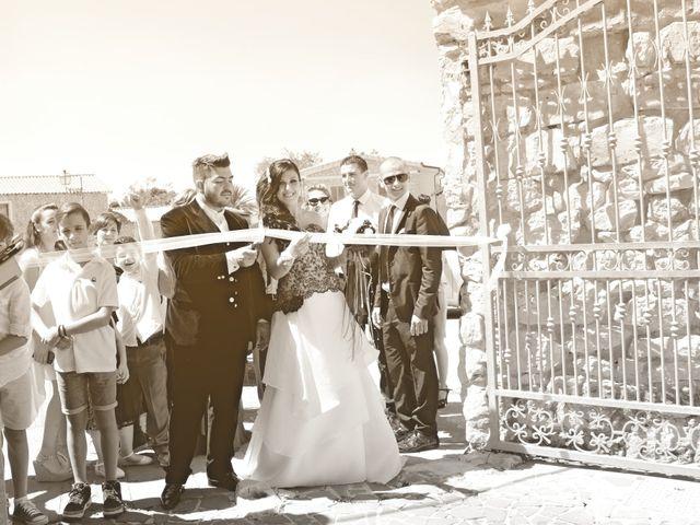 Il matrimonio di Manuel e Loredana a Baratili San Pietro, Oristano 49