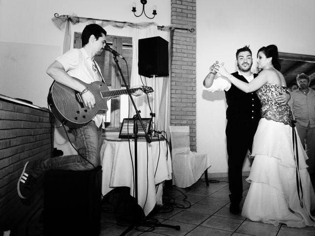 Il matrimonio di Manuel e Loredana a Baratili San Pietro, Oristano 54