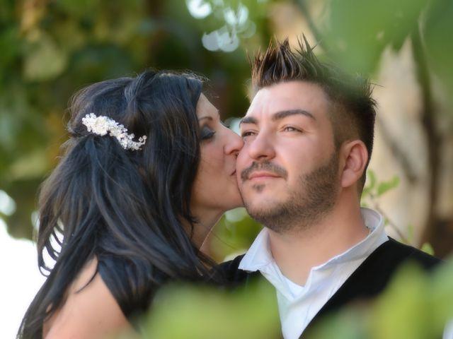 Il matrimonio di Manuel e Loredana a Baratili San Pietro, Oristano 57