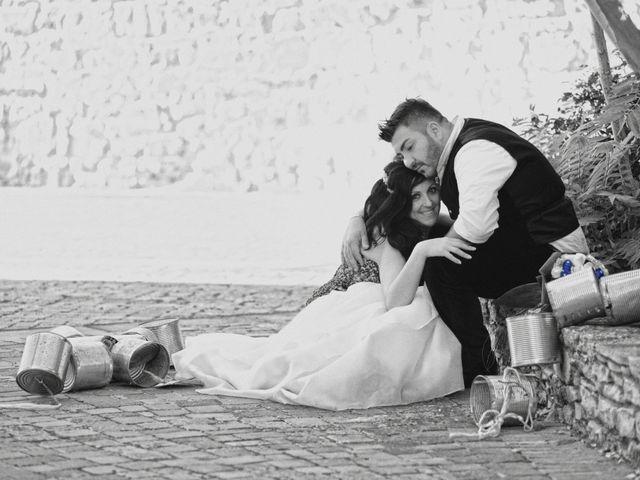Il matrimonio di Manuel e Loredana a Baratili San Pietro, Oristano 61