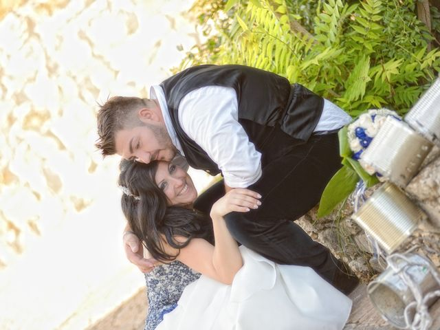 Il matrimonio di Manuel e Loredana a Baratili San Pietro, Oristano 62