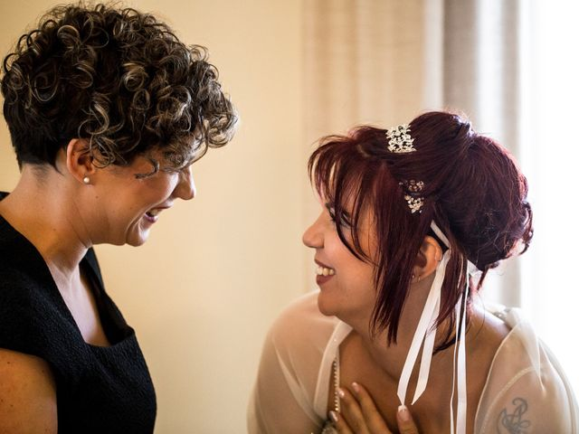 Il matrimonio di Dimitri e Alessandra a Palombara Sabina, Roma 7