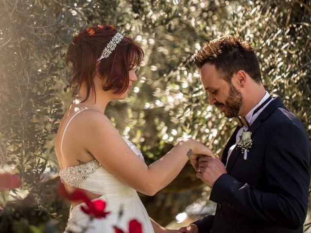 Il matrimonio di Dimitri e Alessandra a Palombara Sabina, Roma 10