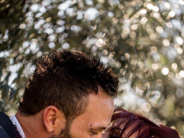 Il matrimonio di Dimitri e Alessandra a Palombara Sabina, Roma 1