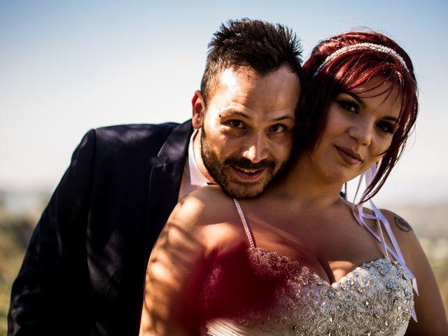 Il matrimonio di Dimitri e Alessandra a Palombara Sabina, Roma 12