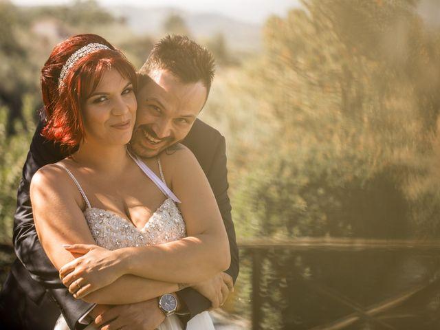 Il matrimonio di Dimitri e Alessandra a Palombara Sabina, Roma 14