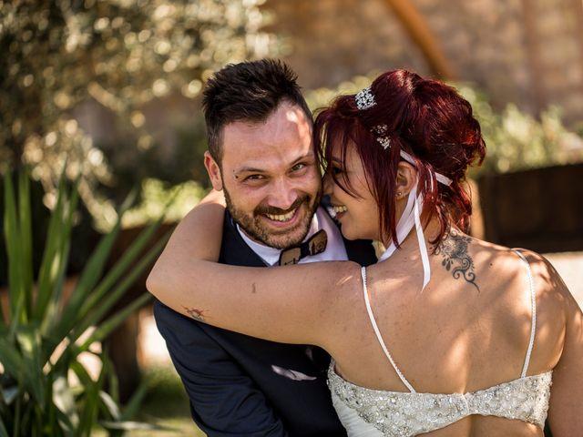 Il matrimonio di Dimitri e Alessandra a Palombara Sabina, Roma 15