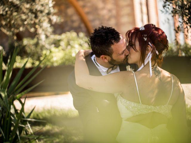 Il matrimonio di Dimitri e Alessandra a Palombara Sabina, Roma 2