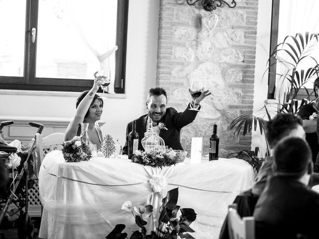 Il matrimonio di Dimitri e Alessandra a Palombara Sabina, Roma 20