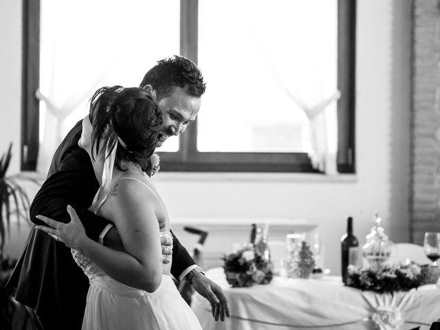 Il matrimonio di Dimitri e Alessandra a Palombara Sabina, Roma 21