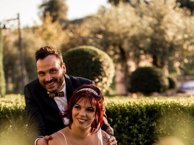 Il matrimonio di Dimitri e Alessandra a Palombara Sabina, Roma 23