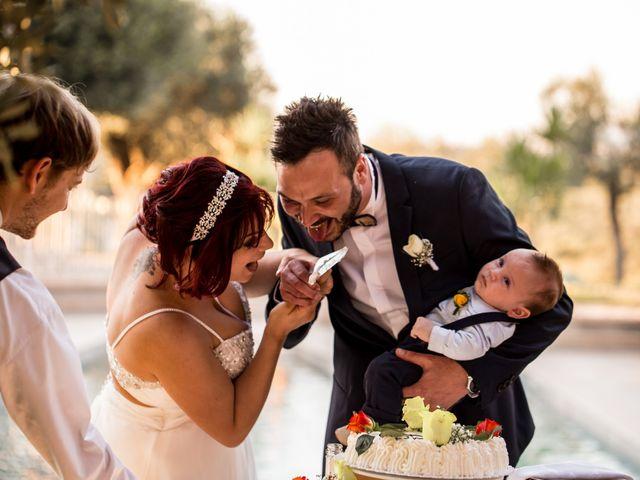 Il matrimonio di Dimitri e Alessandra a Palombara Sabina, Roma 24