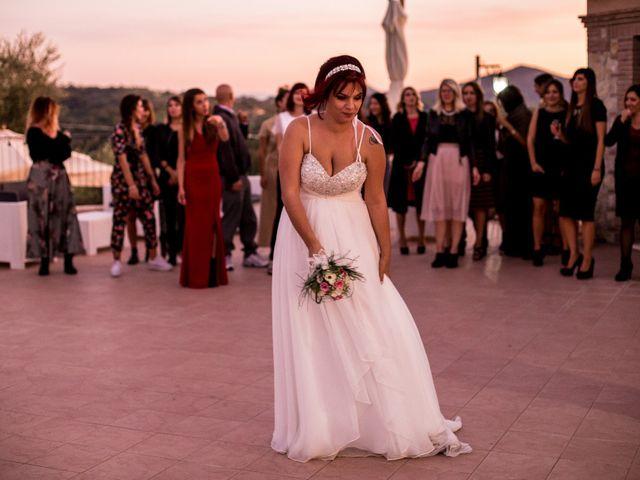 Il matrimonio di Dimitri e Alessandra a Palombara Sabina, Roma 26