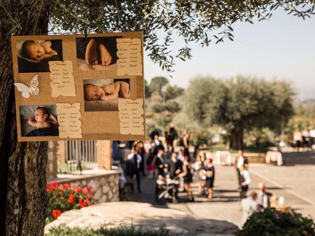 Il matrimonio di Dimitri e Alessandra a Palombara Sabina, Roma 27