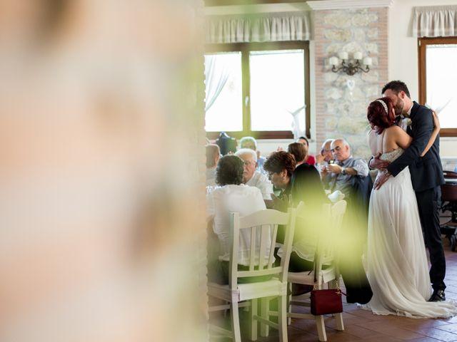 Il matrimonio di Dimitri e Alessandra a Palombara Sabina, Roma 31
