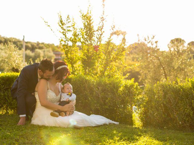 Il matrimonio di Dimitri e Alessandra a Palombara Sabina, Roma 32