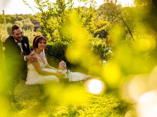 Il matrimonio di Dimitri e Alessandra a Palombara Sabina, Roma 33