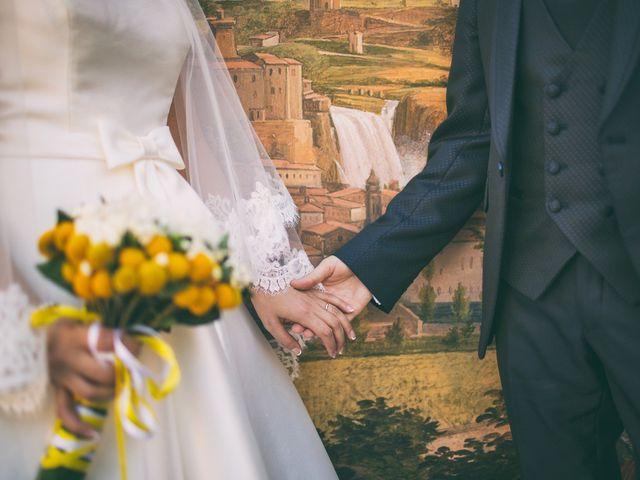 Il matrimonio di Daniele e Tamara a Isola del Liri, Frosinone 54
