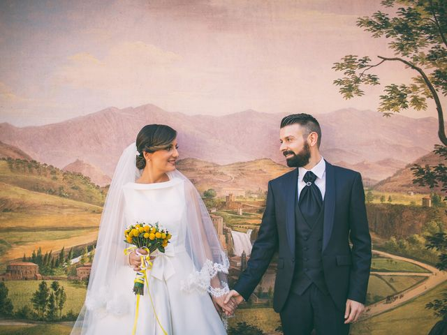 Le nozze di Tamara e Daniele