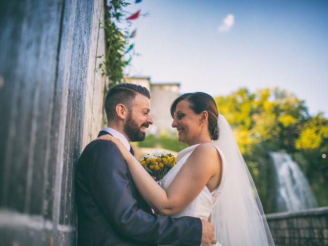 Il matrimonio di Daniele e Tamara a Isola del Liri, Frosinone 60