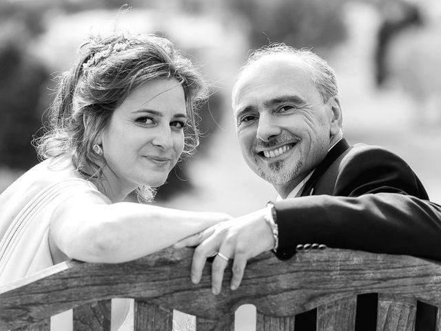 le nozze di Desirèe e Massimo