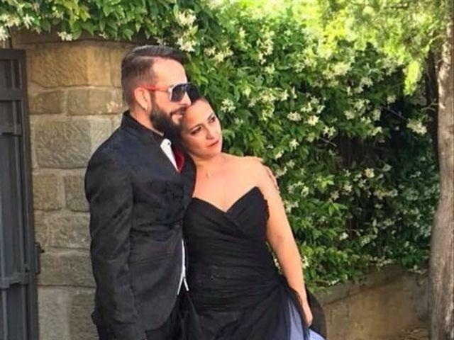 Il matrimonio di Marco e Francesca a Civitella in Val di Chiana, Arezzo 2