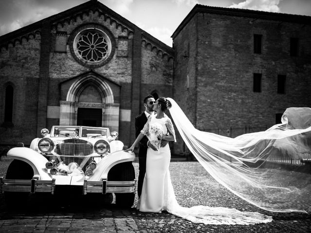 Il matrimonio di Riccardo e Martina a Mantova, Mantova 34