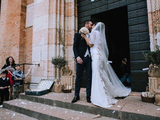 Il matrimonio di Riccardo e Martina a Mantova, Mantova 35