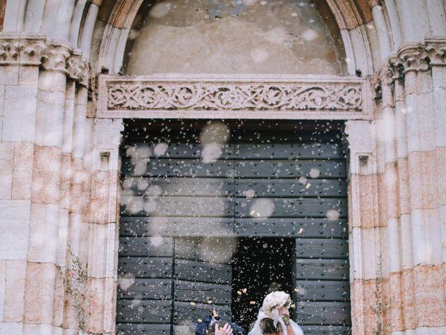 Il matrimonio di Riccardo e Martina a Mantova, Mantova 37