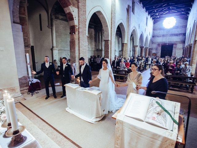 Il matrimonio di Riccardo e Martina a Mantova, Mantova 42